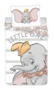 Bavlnené obliečky motív slona Dumbo   1x 140/200, 1x 90/70
