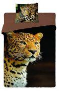 Detské obliečky z bavlny s Leopardom Jerry Fabrics