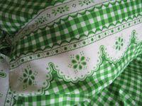 Bavlnené obliečky Kanafas zelené