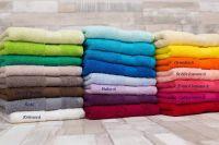 Kvalitný uterák a osuška v mnohých farbách