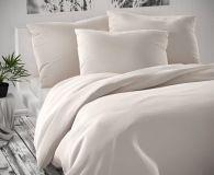 Saténové obliečky biele luxusné Kvalitex