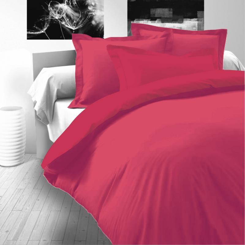 Saténové obliečky ružové luxusné Kvalitex