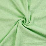 Froté prestieradlo svetlo zelené