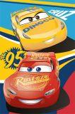 Detská fleecová deka - Cars 3