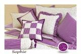Saténové posteľné obliečky  SOPHIE