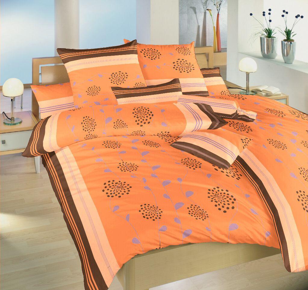 Kvalitné bavlnené obliečky českej výroby v hnedých odtieňoch Dadka