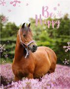 Detská fleecová deka kôň, koník - Horse   120/150